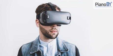 Business experience con AR e VR biglietti