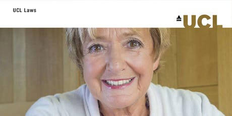 Annual Mishcon Lecture 2019 - Dame Margaret Hodge MP tickets