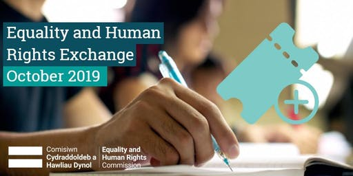 Equality and Human Rights Exchange event - Conwy