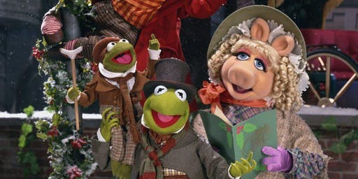 Left Bank Cinema: Muppets Christmas Carol