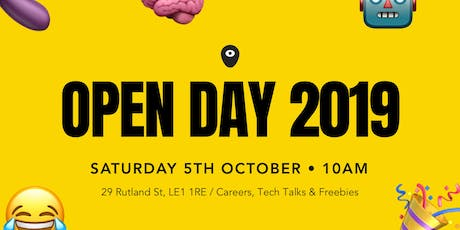 Mindera Open Day tickets