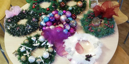 Henshaws Handmade Christmas Workshops