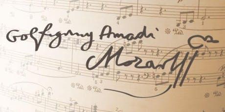 OPER - Wolfgang Amadeus Mozart: La clemenza di Tito Tickets