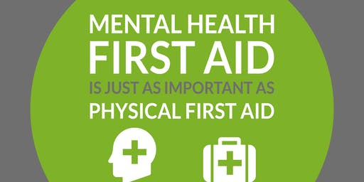 MHFA England 2 Day Adult Mental Health First Aid Course