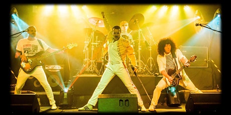 Queen Tribute Night with Full Band tickets