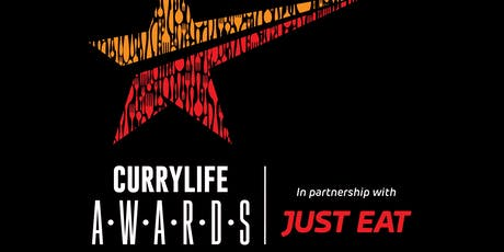 CURRY LIFE AWARDS & GALA DINNER tickets
