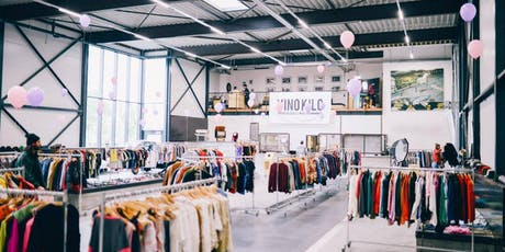 FREE TICKETS: Vintage Kilo Sale • Rotterdam • VinoKilo tickets