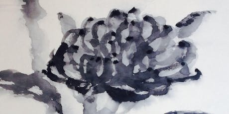 Waratah Festival: Sumi-e ink painting workshop with Michiyo Miwa tickets
