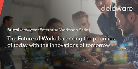 Workshop in Bristol: What does the future of work look like? tickets