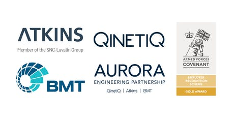 Aurora Partnership Military Insight Day - Bristol (Atkins, QinetiQ, BMT) tickets