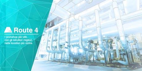 Autodesk Revit MEP - Costruttivi per HVAC - Lecco biglietti