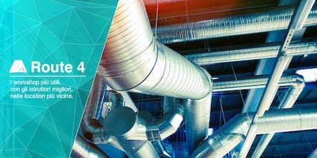 Autodesk Revit MEP - Costruttivi LOD 400 - Lecco biglietti