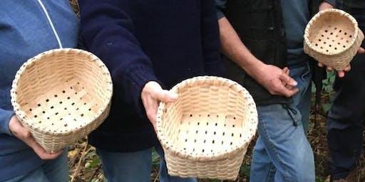 Basgedi Sblintiau Onnen  | Ash Splint Baskets