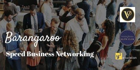 Australian Business Elite Club Speed Networking Event tickets