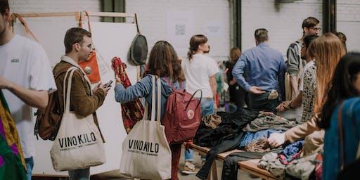 FREE TICKETS: Vintage Kilo Sale • Odense • VinoKilo