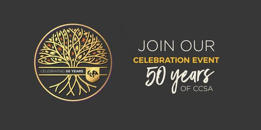 CCSA 50th Anniversary Celebration