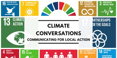 Climate Conversations - Communicating for Local Action tickets
