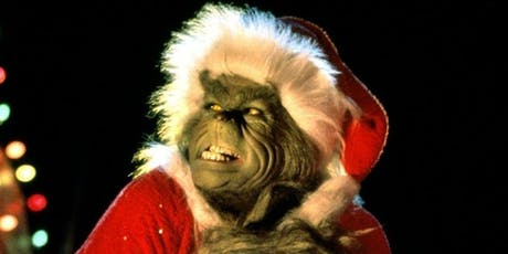 The Grinch Movie Night with Free-Flowing Booze tickets