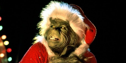 The Grinch Movie Night with Free-Flowing Booze