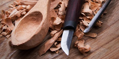 Two Day Spoon Carving Workshop tickets