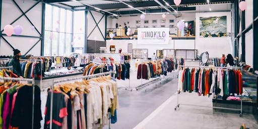 FREE TICKETS: Vintage Kilo Sale • Regensburg • VinoKilo