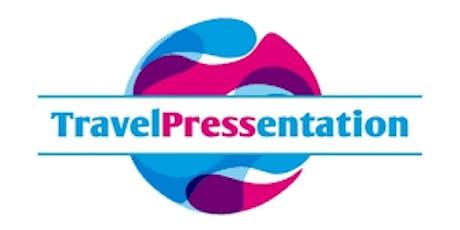 TravelPRESSentation - toeristische media dag 10 oktober 2019- UTRECHT  tickets