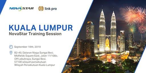 NovaStar Training Session · Malaysia