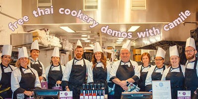 Free Cookery Demo at Camile Thai Phibsboro (With Lunch!)