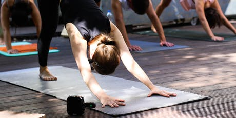 Yoga x Villa Vie I by Frankfurt English Yoga Meetup I bring a mat Tickets