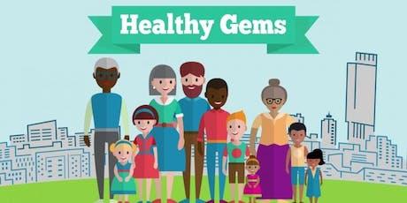 Healthy Gems tickets