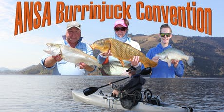 Canberra Fishermans Club Burrinjuck Convention tickets