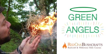 Green Angels Bushcraft & Survival Course tickets