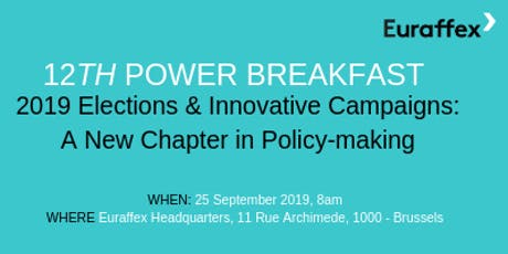 Euraffex Power Breakfast tickets