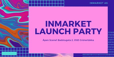 InMarket launch party tickets