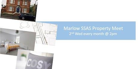 Marlow SSAS Property Meet - October tickets