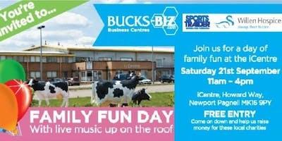 Bucks Biz Family Fun Day