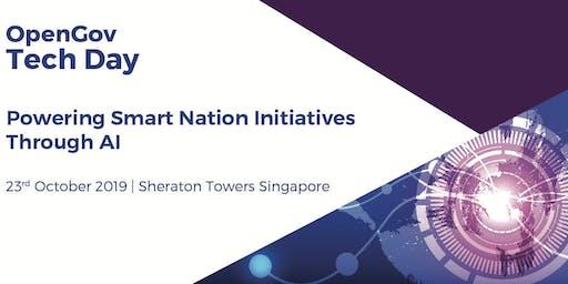 Powering Smart Nation Initiatives Through AI