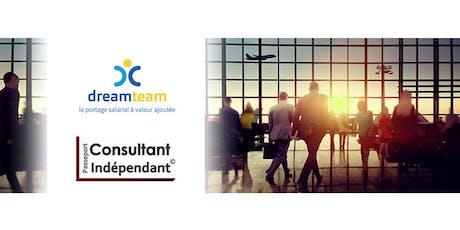 """""""Passeport Consultant"""" Formation gratuite le 24 septembre 2019 - Module #3 billets"""