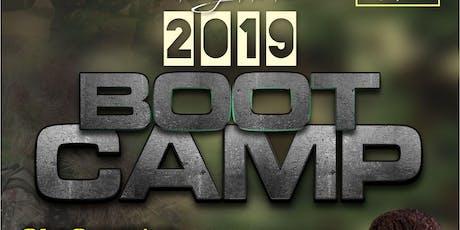 TCA BOOTCAMP 2019 tickets