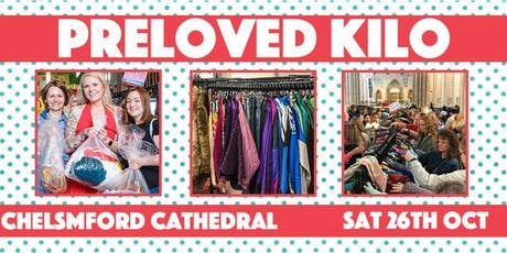 Chelmsford Preloved Vintage Kilo tickets