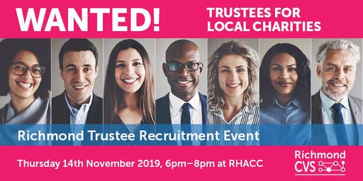 Richmond CVS Annual Trustee Recruitment Evening - For Potential Trustees