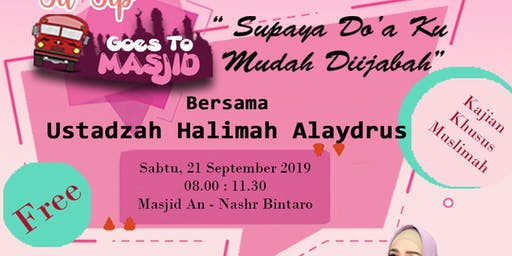 LDSS Goes To Masjid An Nashr Bintaro