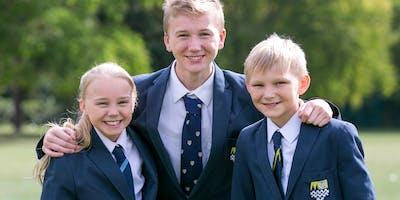 The Emmbrook School - Open Evening Headteacher's Talk