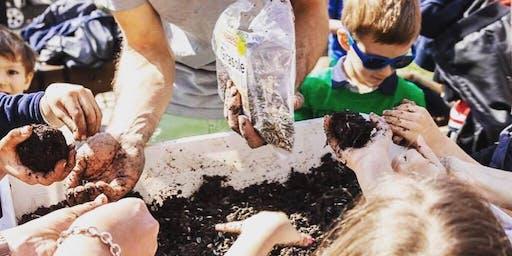 """Laboratorio per bambini """"L'orto nel periodo autunno-invernale"""""""