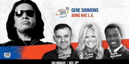 Gene Simmons & Gary Vaynerchuk Live! Los Angeles