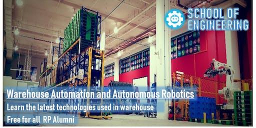 Warehouse Automation and Autonomous Robotics