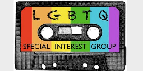 LGBTQ Oral History Project Sharing tickets