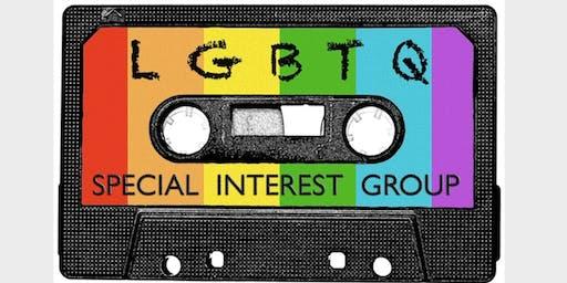 LGBTQ Oral History Project Sharing