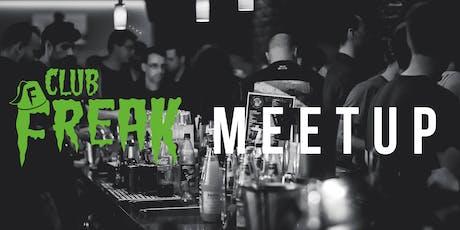 Club Freak Meet & Greet Social Catchup tickets