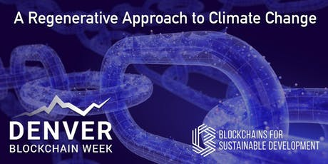 A Regenerative Approach to Climate Change tickets